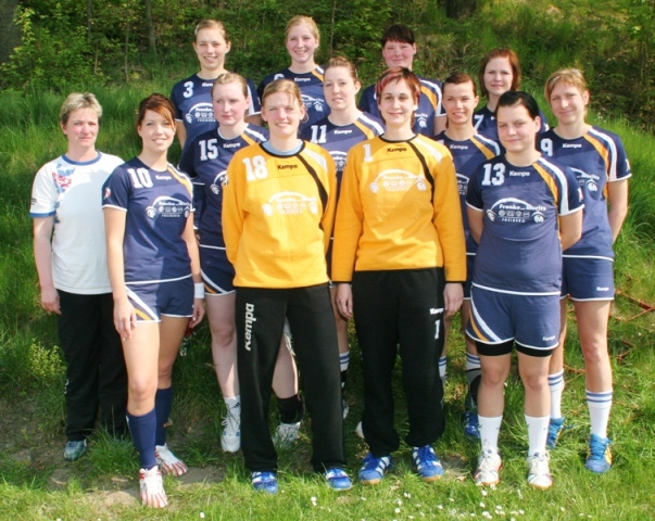 1. Frauen 2007 / 2008