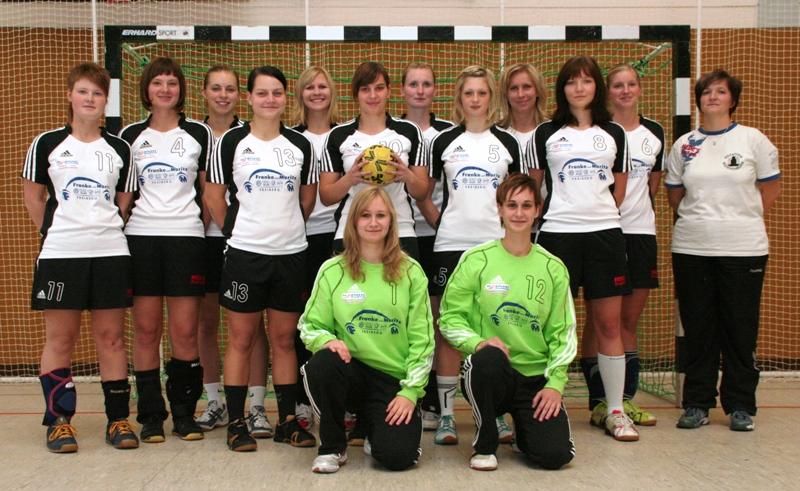 1. Frauen 2008 / 2009