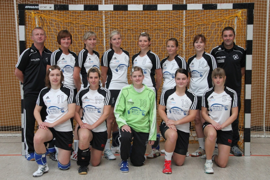 1. Frauen 2010 / 2011