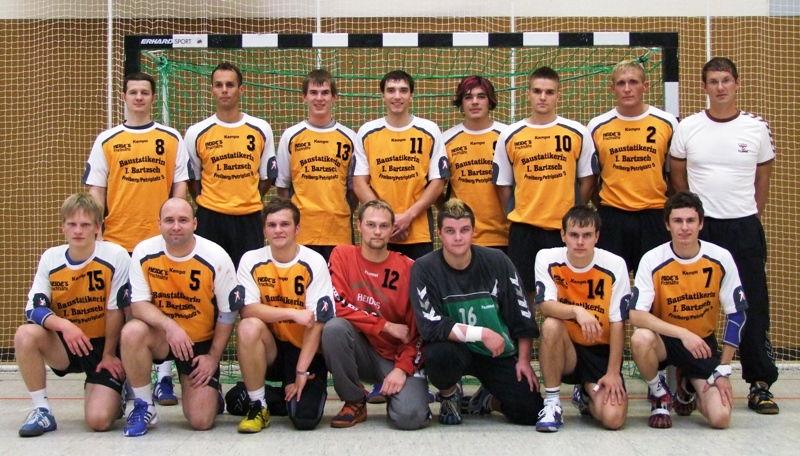 1. Männer 2008 / 2009