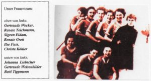1953_Frauenmannschaft