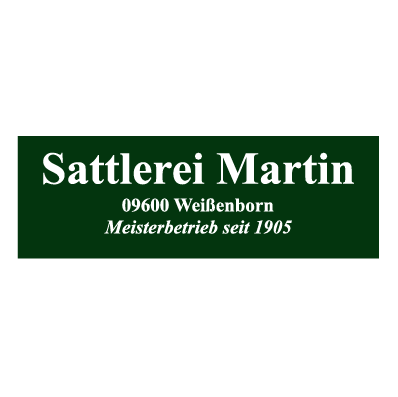 Sattlerei Martin