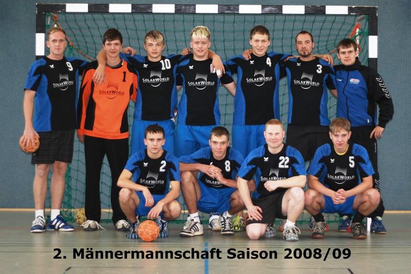 2. Männer 2008/ 2009