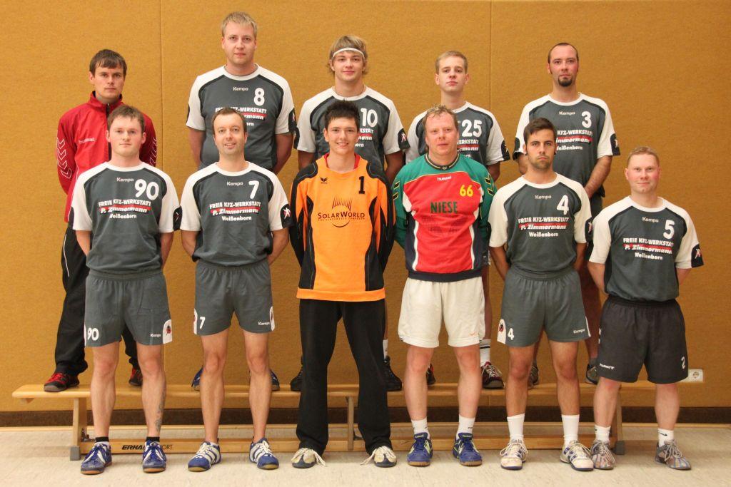 2. Männer 2010/ 2011