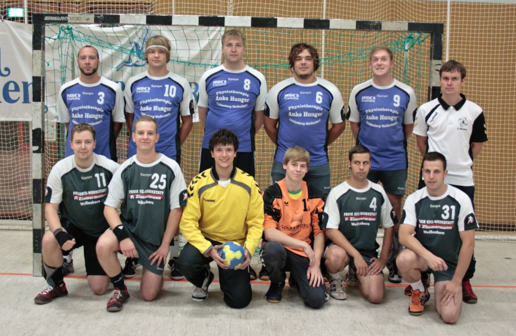 2. Männer 2011/ 2012