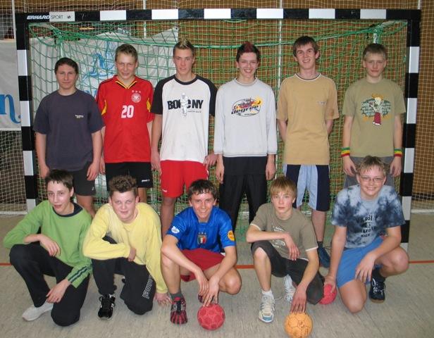 männlich B 2005 / 2006