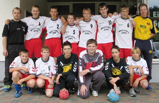 männlich B 2006 / 2007