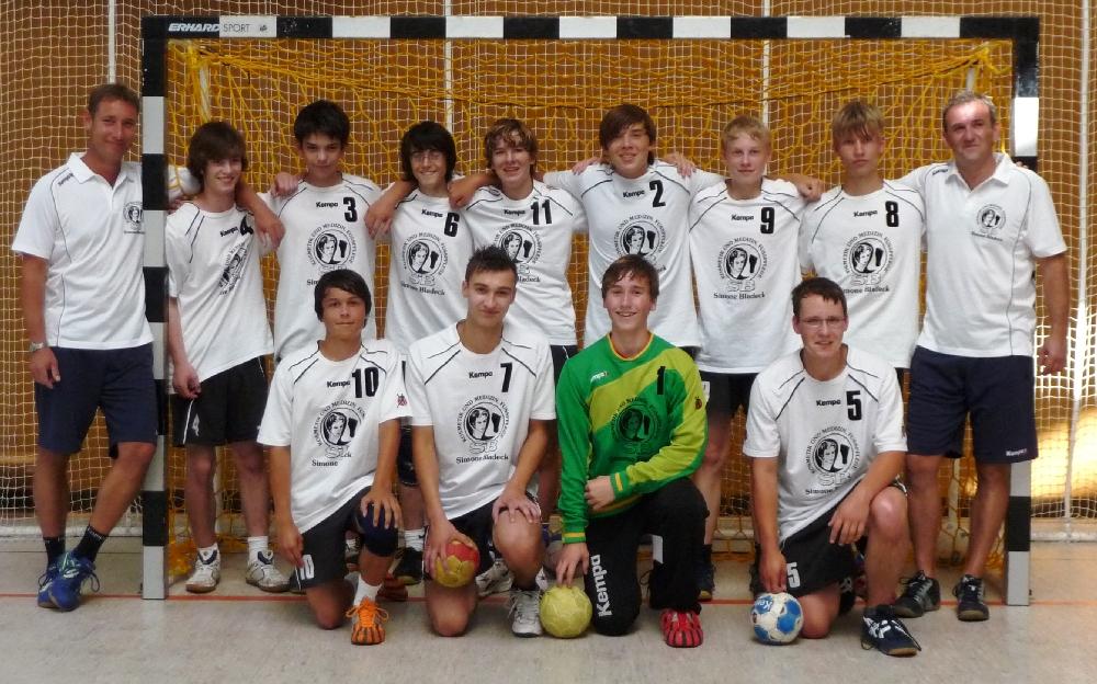 männlich B 2009/ 2010