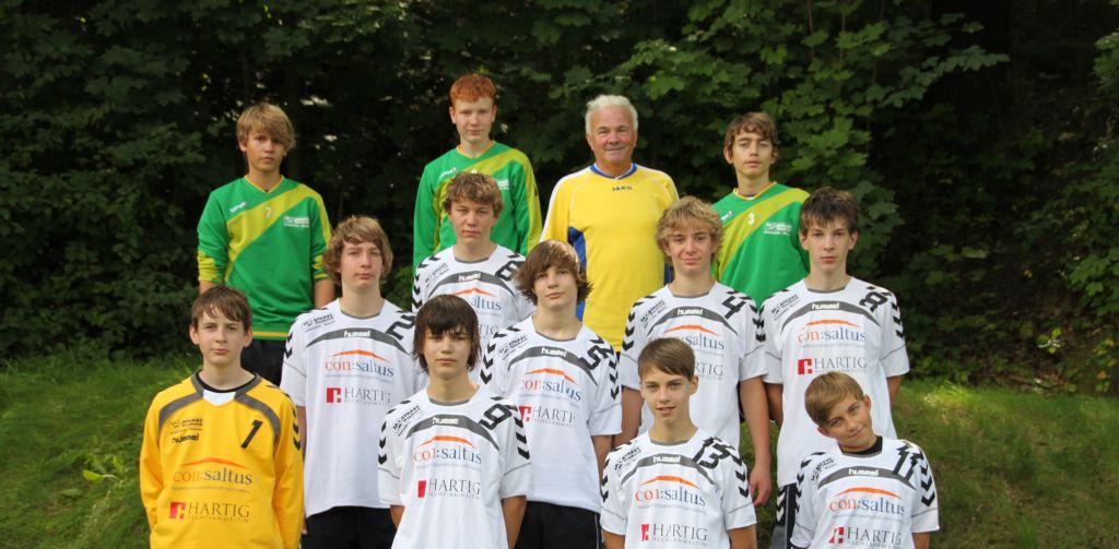 männlich B 2011 / 2012