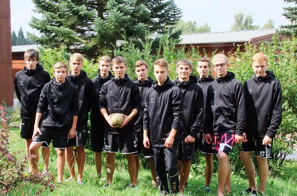 männlich B 2013 / 2014