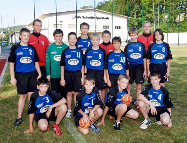 männlich C 2007 / 2008