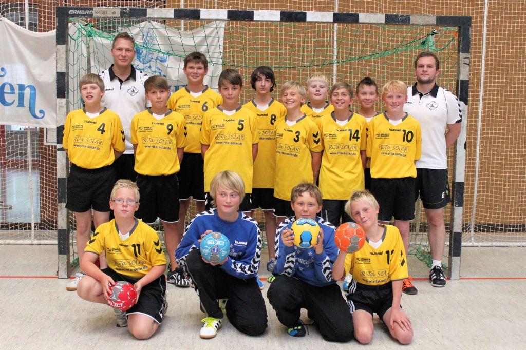 männlich C 2012 / 2013