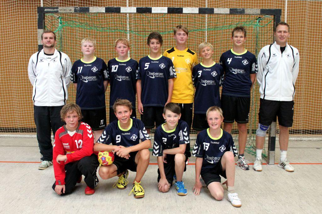 männlich C 2015 / 2016