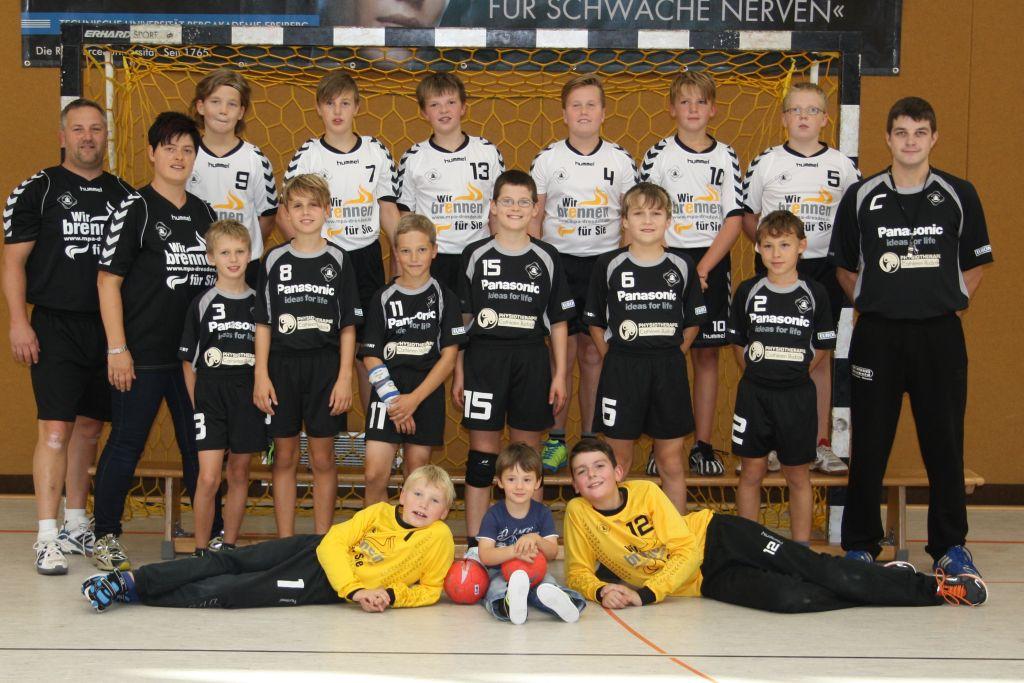 männlich D 2013 / 2014