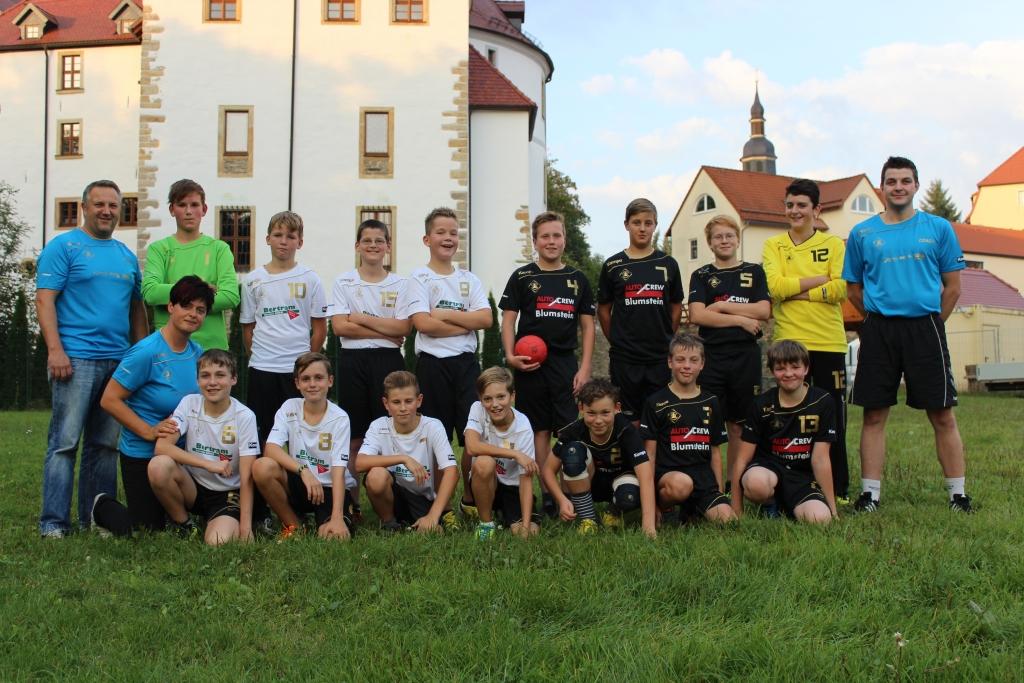 männlich D 2014 / 2015