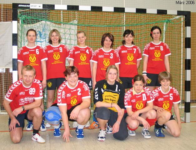 weiblich B 2005 / 2006
