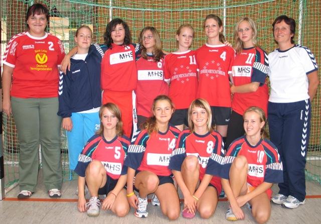 weiblich B 2006 / 2007