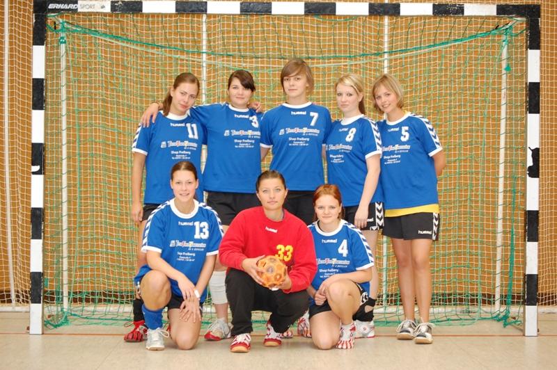 weiblich B 2008 / 2009