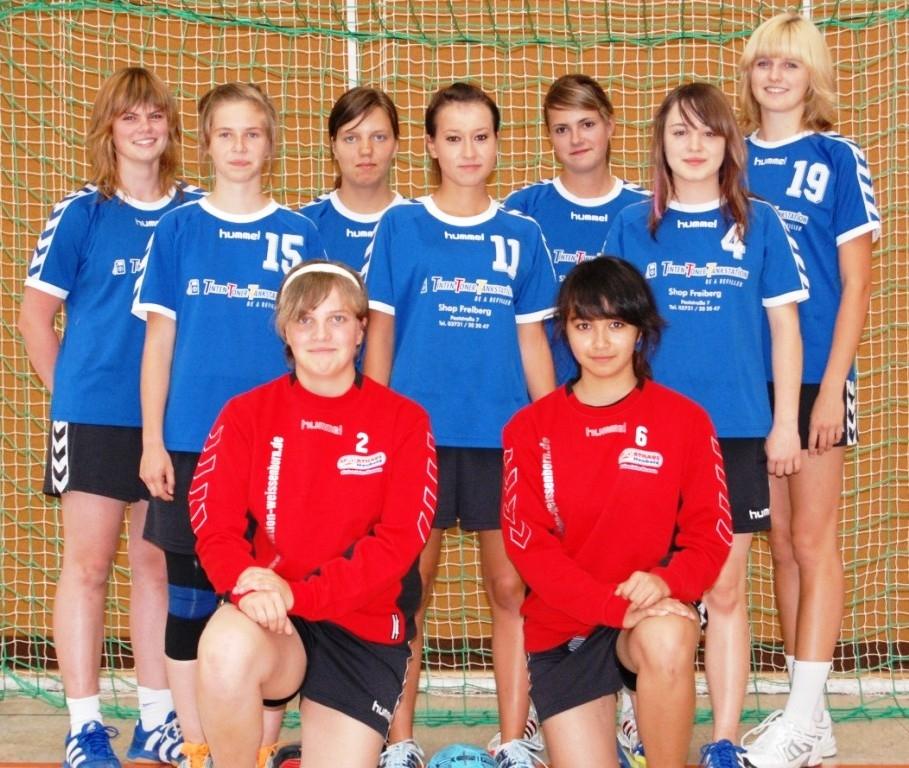 weiblich B 2009/ 2010