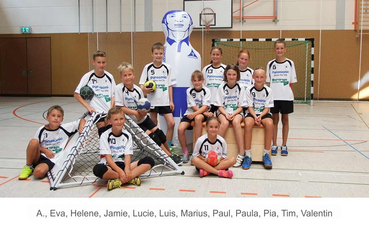 Handball gemischte E1