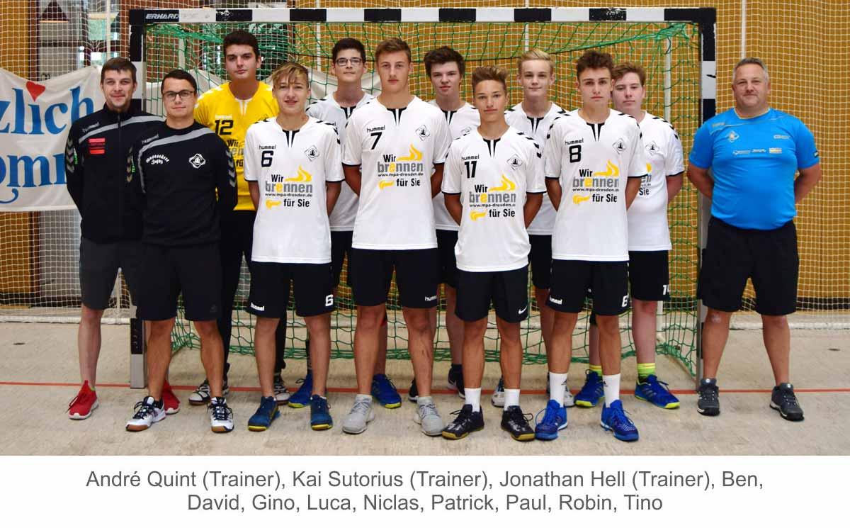 Handball männlich B