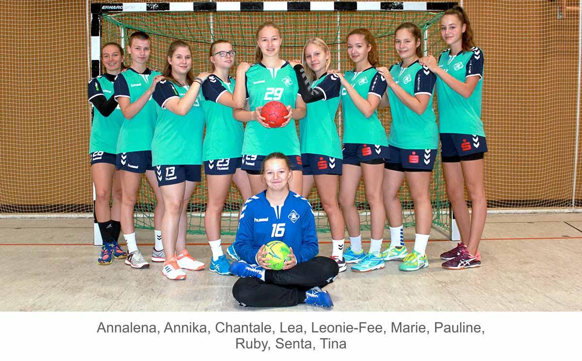 Handball weiblich B