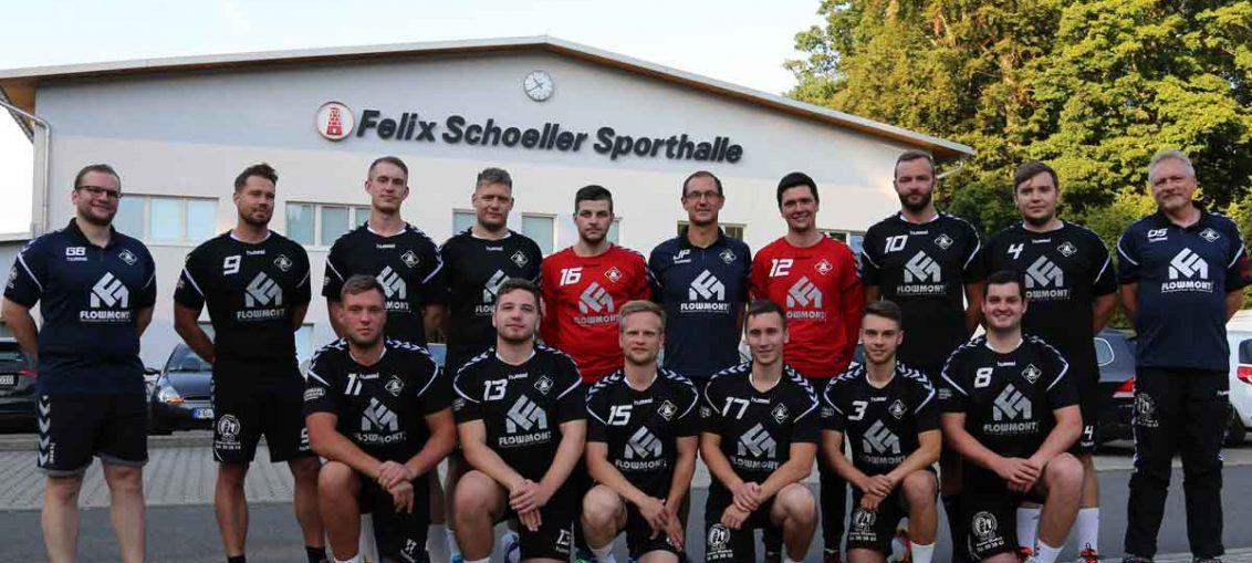 Mannschaftsfoto 1. Männer